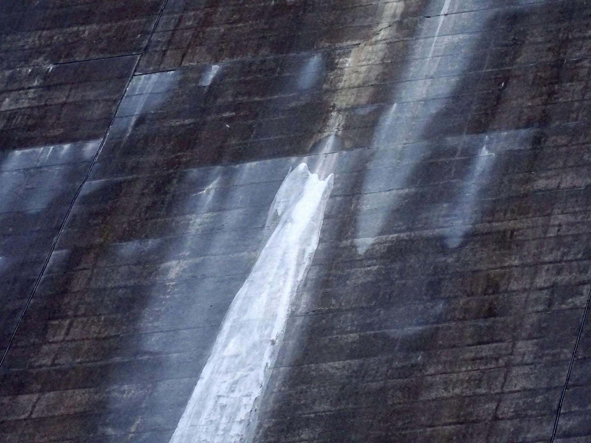 2014年ダム納めで浦山ダムへ