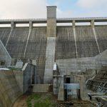 浅川ダムの試験湛水を見に行ってみた
