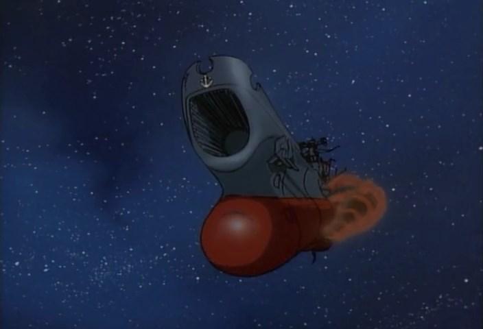 『宇宙戦艦ヤマトⅢ』を久々に見た