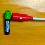 乾電池型バッテリーを試してみた