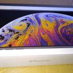 ZenFone3 UltraからiPhone XS Maxに乗り換え