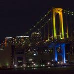 大さん橋から東京湾夜景航路を体験
