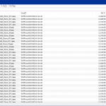 ファイルとフォルダーを素早く検索できるEverything