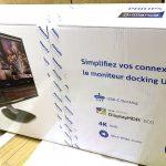 Philipsの31.5型 4K Displayがお気に入りとなり買ってよかった
