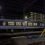 西武池袋線定期運行最終日のレッドアローの帰還を撮影