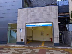 ひばりヶ丘駅